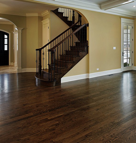 Sand Refinish Hardwood Floors